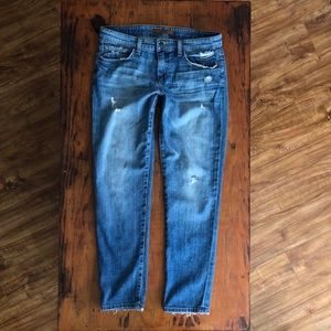 Joe's Easy High Water Jeans